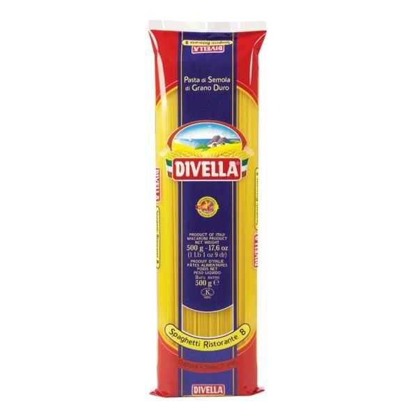 Tjestenina Spaghetti Ristorante 8 500g, Divella