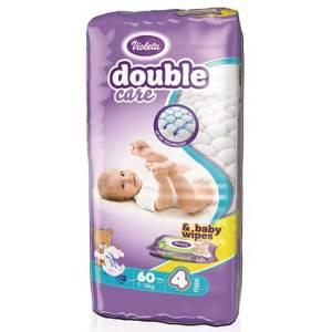 Violeta Double Care Pelene, vel.4 (Maxi) 7-18kg 60/1