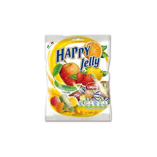 Bombon Happy Jelly 125g, Liking