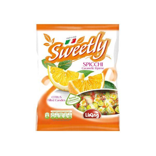 Bomboni Sweetly Spicchi 350g, Liking