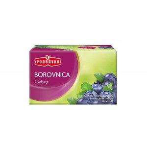 Čaj borovnica 50g, Podravka