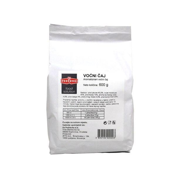 Čaj voćni Gastro vrećica 600g, Podravka