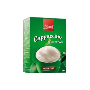 Cappuccino Irish cream 160g, Franck