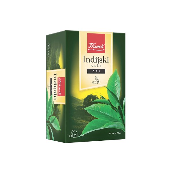 Indijski crni čaj 30g, Franck