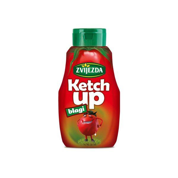 Ketchup blagi 500g, Zvijezda