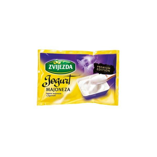 Majoneza s jogurtom 95g, Zvijezda