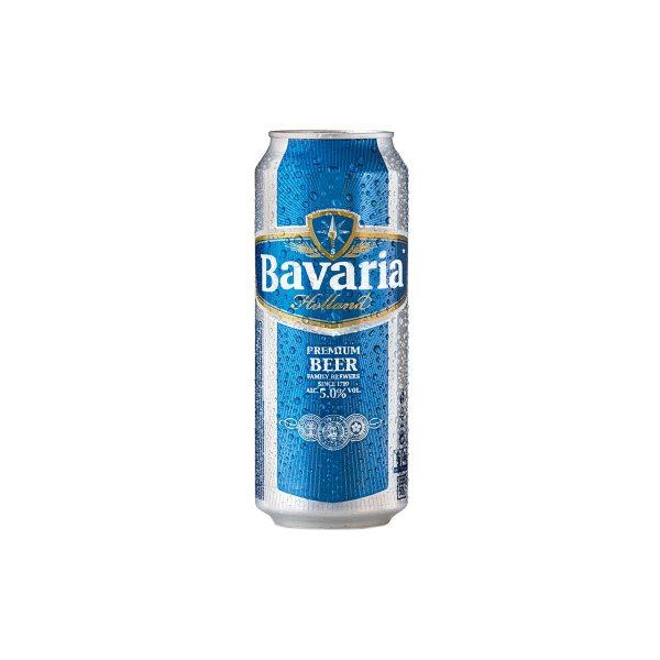 Pivo Bavaria 0,5L, lim.