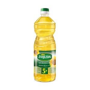Suncokretovo ulje 5+, 1L, Zvijezda