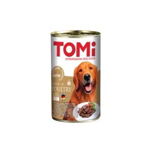 TOMI hrana za pse 3 vrste peradi 400g