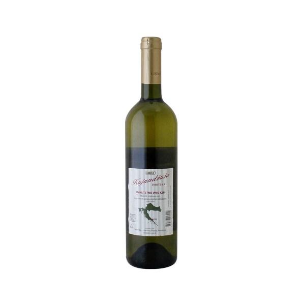 Vino bijelo Kujundžuša 0,75L, Imota