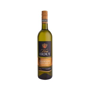Vino kvalitetno Graševina 0,75L, Erdut