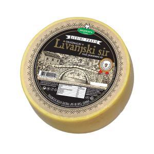 Livanjski sir u kolutu, Mljekara Livno