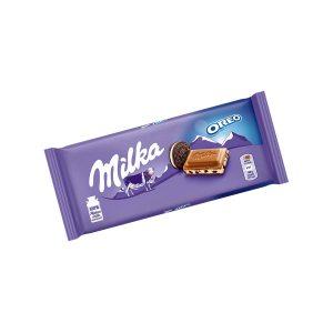 Milka Oreo cookies 100 g