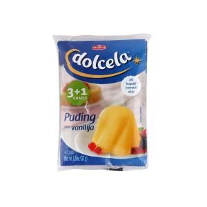 Puding vanilija 3+1 gratis, 148g, Podravka