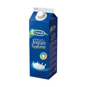 Jogurt tekući s 2,8% m.m. 1kg, Dukat