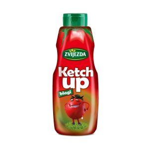 Ketchup blagi 1000g, Zvijezda