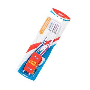Aquafresh Clean&Flex Medium četkice za zube 2/1