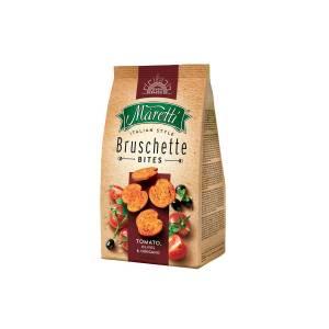 Bruschette Maretti rajčica, masline i origano 70g