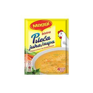 Maggi Pileća bistra juha s rezancima 40g