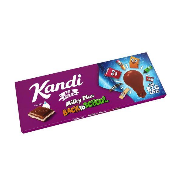 Mliječna čokolada Back to school 230g, Kandit