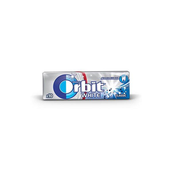 Orbit white classic gume za žvakanje 14g, Wrigley