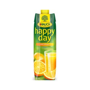 Sok Happy day 100% naranča juice 1L, Rauch