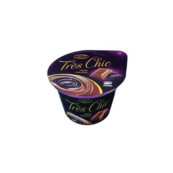 Tres Chic puding dupla čokolada 200g, Vindija