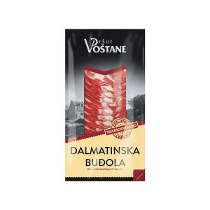Dalmatinska buđola rezana 100g, Pršut Voštane