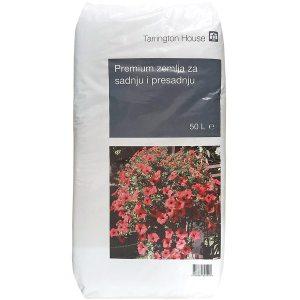 Tarrington House premium zemlja za sadnju i presadnju 50L