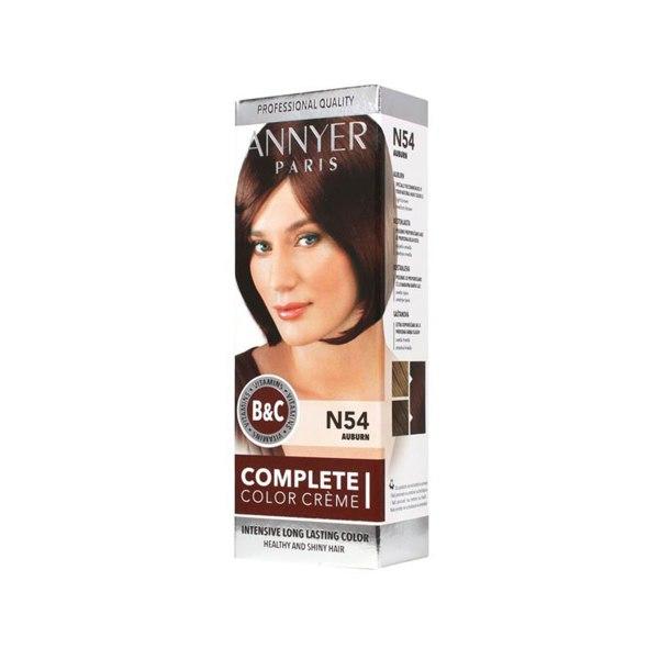 Complette Color Creme, boja za kosu N54 kestenjasta, Annyer
