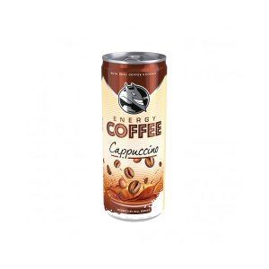 Energy Coffee Cappuccino 250mL, Hell
