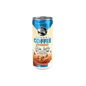 Energy Coffee Slim Latte 250 mL, Hell
