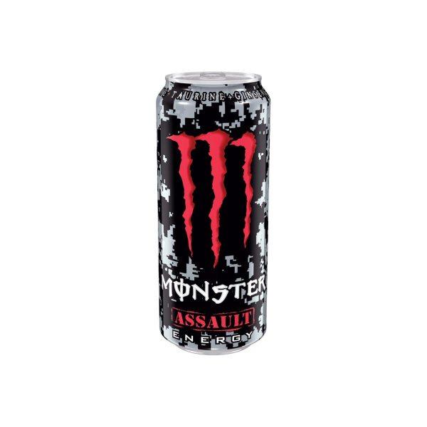 Monster Energy Assault napitak 0,5L