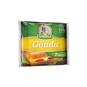 Sirela Toast listići okus Gouda 150g, Dukat