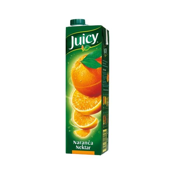 Juicy naranča nektar 1L