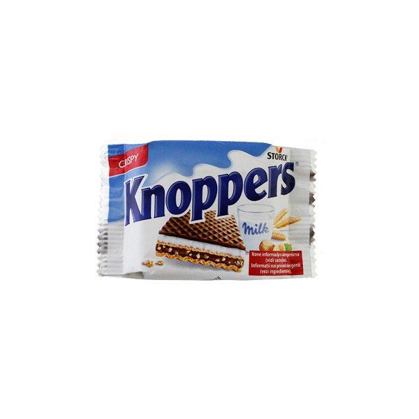 Knoppers milk 25g, Storck