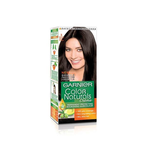 Boja za kosu Garnier C.N. 3 prirodno tamno smeđa