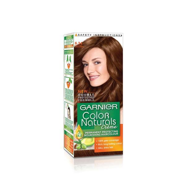 Boja za kosu Garnier C.N. 6,34 čokolada
