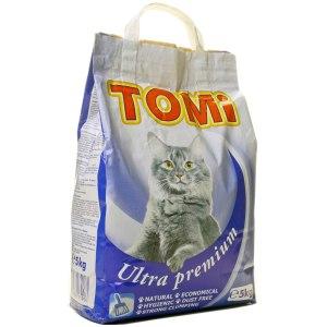Tomi Ultra premium pijesak za mačke i glodavce 5kg