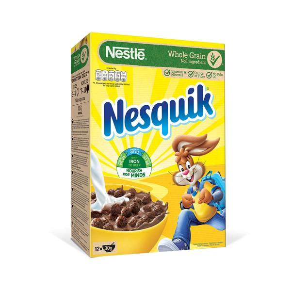 Nesquik čokoladne žitne loptice 250g, Nestlé