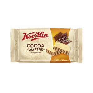 Cocoa wafers 370g, Koestlin