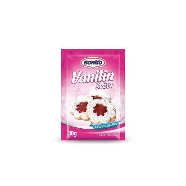 Vanilin šećer 10g, Bonito