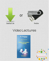 CA Foundation Business Correspondence and Reporting Video Lecture by Prof. Janhavi for Nov 2018 Exam