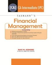 CA Intermediate Financial Management