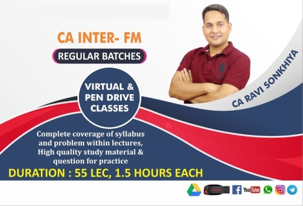 CA IPCC Cost Accounting Regular Course Video Lectures by CA Ravi Sonkhiya