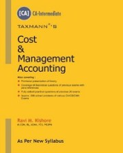 Cost & Management Accounting by Ravi M. Kishore (As Per New Syllabus)