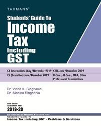 Students Guide To Income Tax including GST
