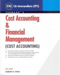 Cost Accounting & Financial Management ( Set in Two Parts )