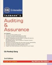 CA Inter Auditing & Assurance (As per new syllabus) By CA Pankaj Garg