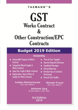 GST Works Contract & Other Construction/EPC Contracts